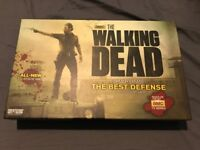 Cryptozoic Entertainment The Walking Dead: The Best Defence Board Game