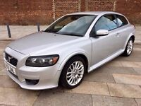 2007 VOLVO C30 DIESEL ++ IMMACULATE EXAMPLE ++ ALLOYS ++ CD ++ FULL SERVICE HISTORY ++ JANUARY MOT.