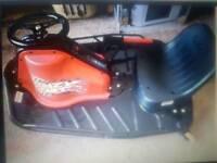 Electric crazy cart