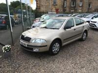 Skoda Octavia 1.6 fsi 56 reg 1 year mot excellent condition drives superb lovely big car px welcome
