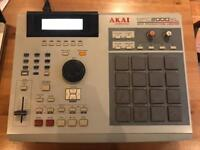 Mpc 2000xl with cf reader