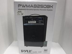 Pyle PA Speaker/Rechargable(New). We Sell Used Audio Equipment. 112926