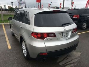 2010 Acura RDX Tech Pkg, Low kms, Loaded; Leather, Roof, Navi, B London Ontario image 3
