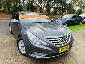 MY12 2011 Hyundai i45 Limited Luxury LONG REGO Low Ks Mags Upgrade A1 Sutherland Sutherland Area Preview