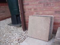 Paving Slabs - used condition