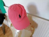 Designer POLO RALPH LAUREN Cap. Free Size