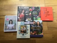 Cookery books selection: Jamie, Nigella, Hairy Bikers and more...