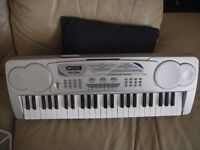 ACOUSTIC SOLUTIONS ELECTRONIC KEYBOARD