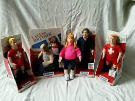 Little Britain Plush Toys.
