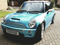 Mini Cooper S - excellent condition with low miles