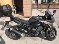 Yamaha FAZER 8 ABS 2013, 2200 miles