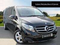 Mercedes-Benz V Class V220 BLUETEC SE (black) 2016-03-11