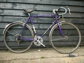 Peugeot Record Du Monde Vintage Road Bike