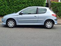 Peugeot 206 For Sale £600