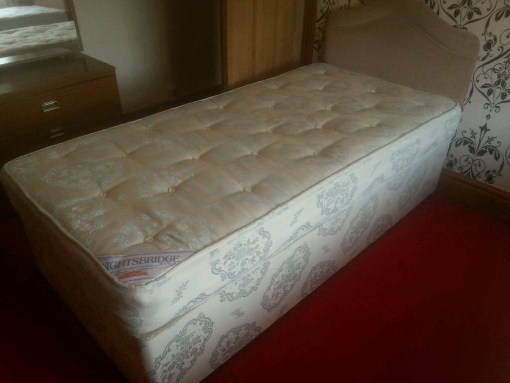 Single Divan Bed In Longridge Lancashire Gumtree