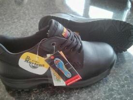 Dr Martens airwair safety foot wear brand new