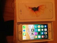 iPhone 6s gold 64 gb unlocked like brand new
