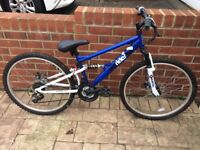Boys Apollo Mountain Bike