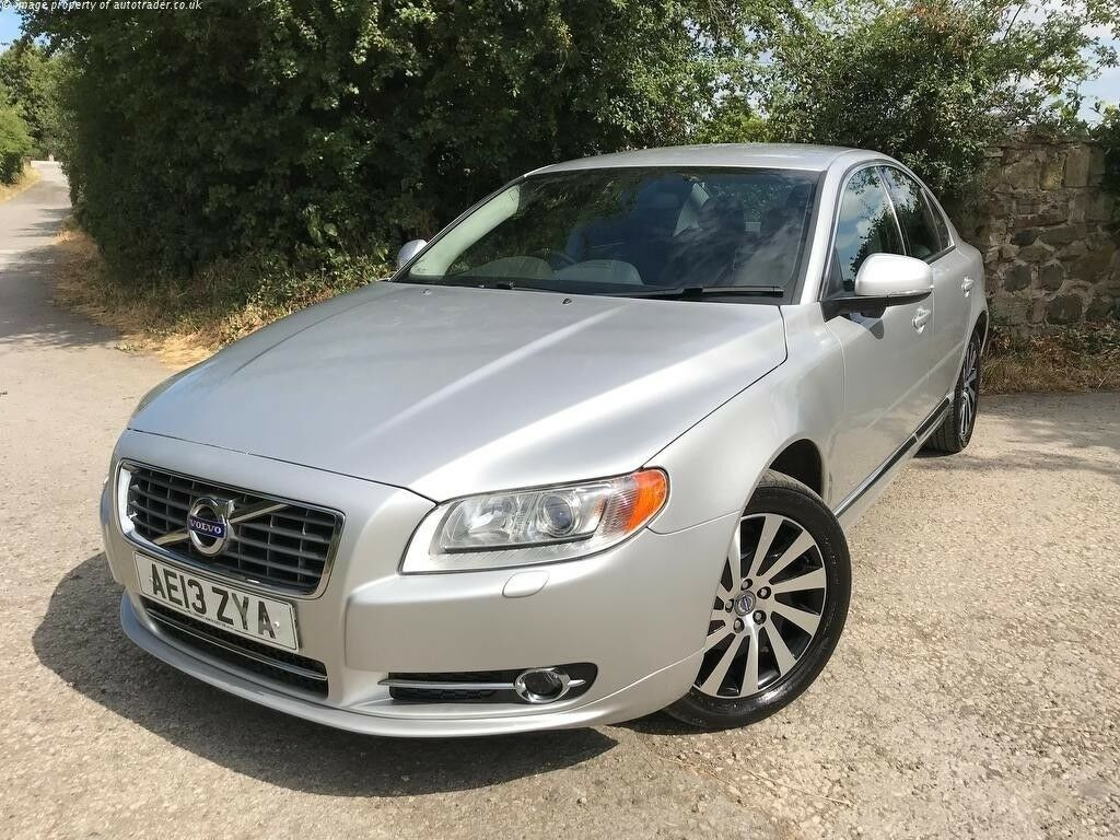 Volvo S80 2 0 D3 Se Diesel Powershift Automatic Gearbox 2013 In Barnsley South Yorkshire Gumtree