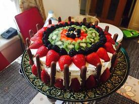 Qaiser's cake