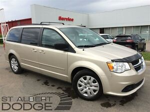2014 Dodge Grand Caravan SXT | 3.6L V6 | STOW N'GO | DVD | BACK