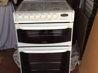 Duel fuel cooker, like new, could deliver