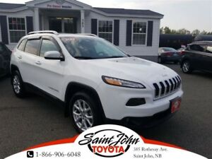 2017 Jeep Cherokee North $226.82 BIWEEKLY!!!