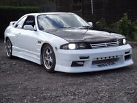 1995 Nissan Skyline R33 GTST, Manual, Turbo,Modified