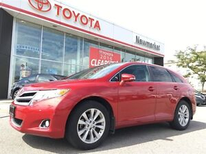 2014 Toyota Venza LEATHER INTERIOR - PANORAMIC ROOF - AWD