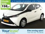 Toyota Aygo X-Now | 198,- Flexibel All-in private lease