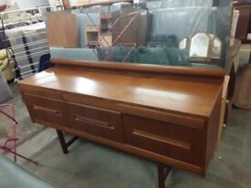 Dressing table retro