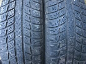 MICHELIN ALL WEATHER TYRES