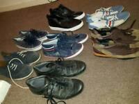 Men trainers/shoes size 7