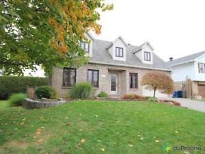 389 000$ - Maison 2 étages à vendre à Repentigny (Repentigny)