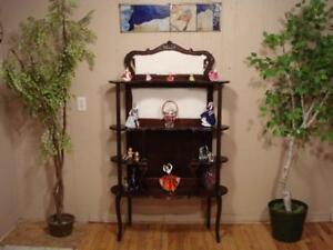 Antique Victorian Open Display