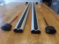Thule Aero bars 108cm