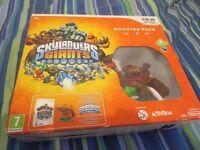 Skylanders Booster Pack Nintendo Wii NEW and SEALED