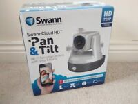 Swann HD 720p network camera, WiFi or ethernet