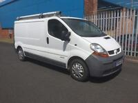 Renault Trafic/Vivaro - 2004 - Roof Rack - New Engine - Clean