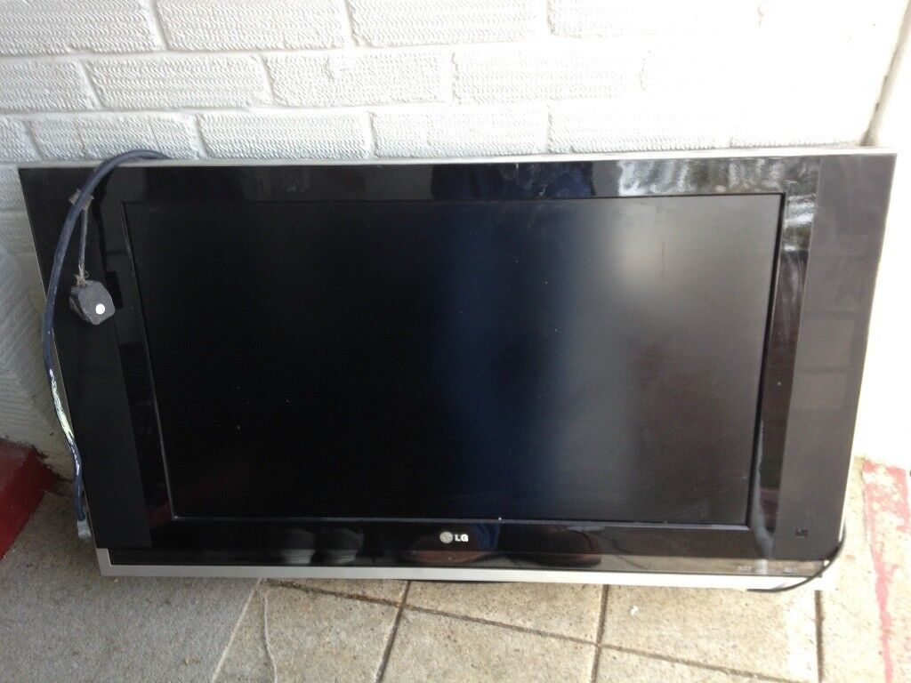 Old lg 37 nch tv