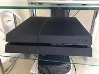 PS4 + 2 controllers + 13 games free local delivery
