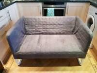 IKEA Knopparp Sofa - Grey