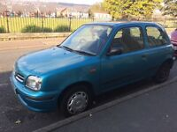 Nissan MICRa GX Spares and Repairs