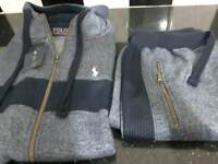 Mens nike and Ralph Lauren 2pc TRACKSUITS