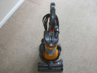 Dyson DC24 Small Ball upright vacuum cleaner.