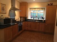 Quality used kitchen complete with appliances