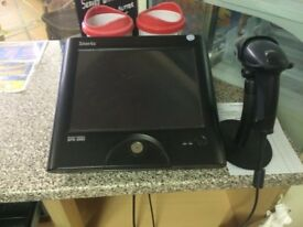 Sam Sam4s SPS 2000 touch screen till cash register