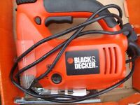BLACK & DECKER SAW IN BOX NOT HAD MUCH USE ONLY £5