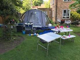 Cirrus 6 Air tent