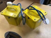 RS Isolating transformers 240v single phase